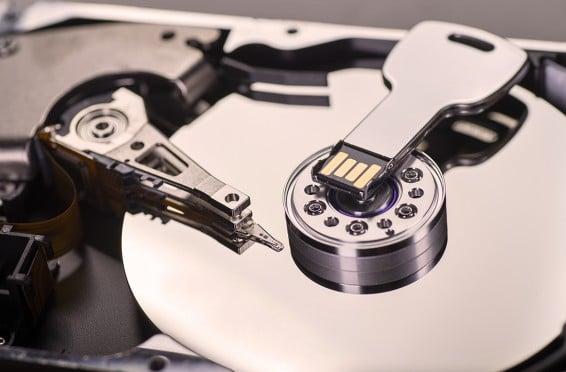 sauvegarde disque dur
